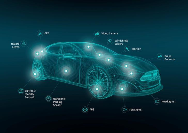 Car industry puts cooperation on show in battle against Silicon Valley firms