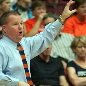 Patriot League Media Day: One-On-One With Bucknell's Dave Paulsen