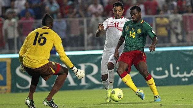 Cameroon qualified for the World Cup at Tunisia's expense (Reuters)