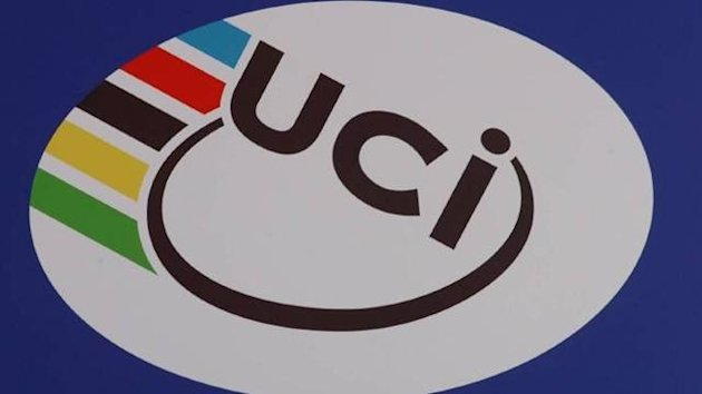 CYCLING UCI logo