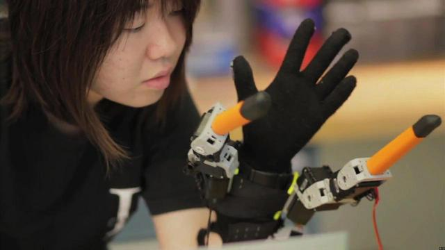 Give yourself a helping hand with MIT's robot glove, Ep. 167