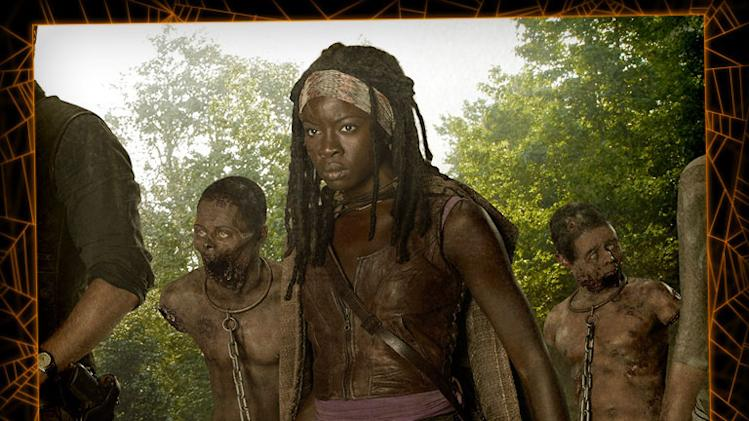 Michonne from Walking Dead