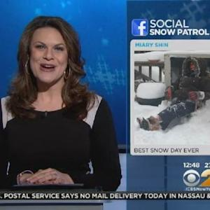 Social Snow Patrol: Viewers Submit Their Snow Pics