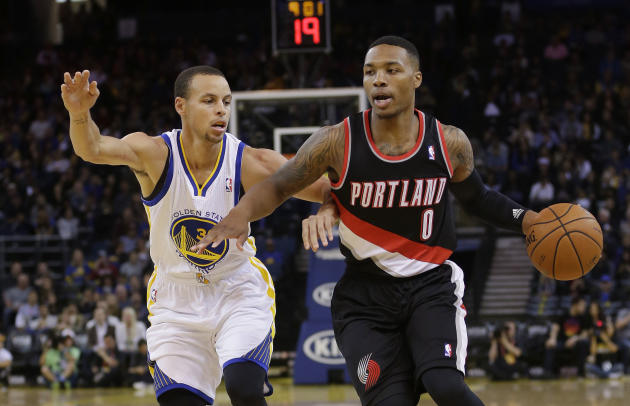 Blazers beat Warriors 90-74 in preseason finale