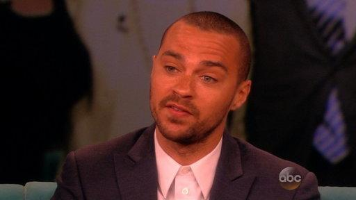 """Grey's Anatomy"" Star Jesse Williams"