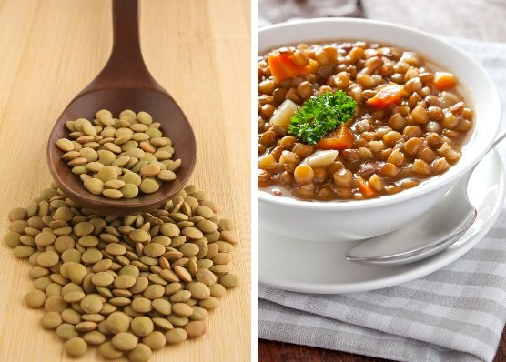 It's all about the lentils