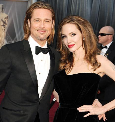 Angelina Jolie: Brad Pitt and I Didn't Secretly Wed