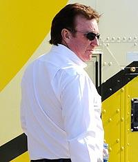 Richard Childress fined, put on probation