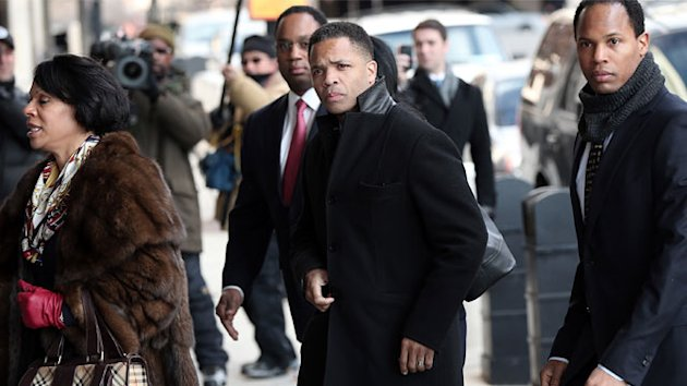 Jesse Jackson Jr. Pleads Guilty (ABC News)