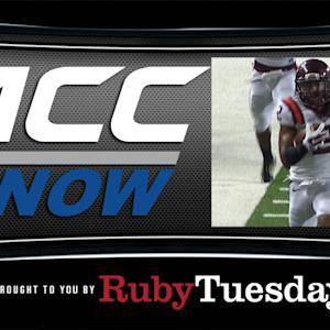 Beamer Well Aware of Task at Hand | ACC Now