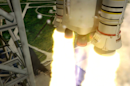 NASA Uses Mini Rocket Models to Test Mega-Rocket Parts (Video, Photo)