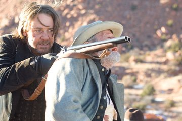 Russell Crowe in Lionsgate Films' 3:10 to Yuma