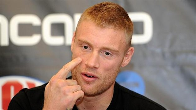 Andrew Flintoff is not a fan of DRS.