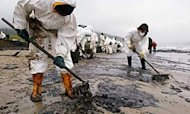 Billions Demanded In Spanish Oil Spill Trial