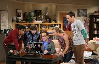 Ratings: 'Big Bang Theory' Hits Series High; '1600 Penn' Premieres OK