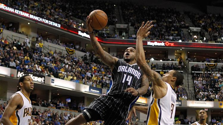 Orlando Magic v Indiana Pacers - Game Two