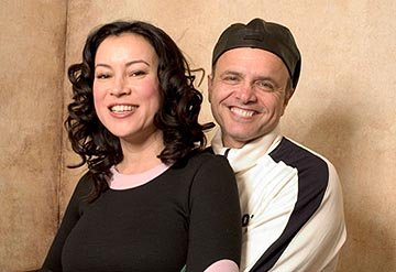 "Jennifer Tilly and Joe Pantoliano ""Second Best"" - 1/16/2004 Sundance Film Festival"