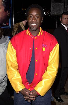 Don Cheadle at the Century City premiere of New Line's 15 Minutes