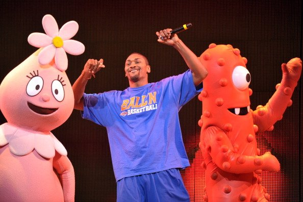 Metta World Peace Artist Name Changes
