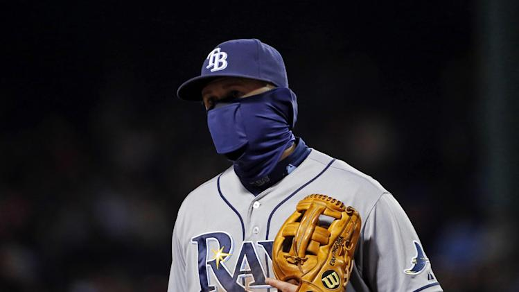 Rays fought against playing doubleheader on Thursday in Boston