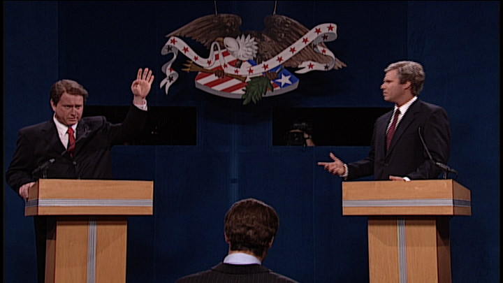 Gore / Bush First Debate