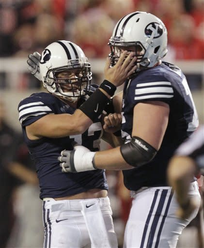 Utah staves off No. 25 BYU 24-21