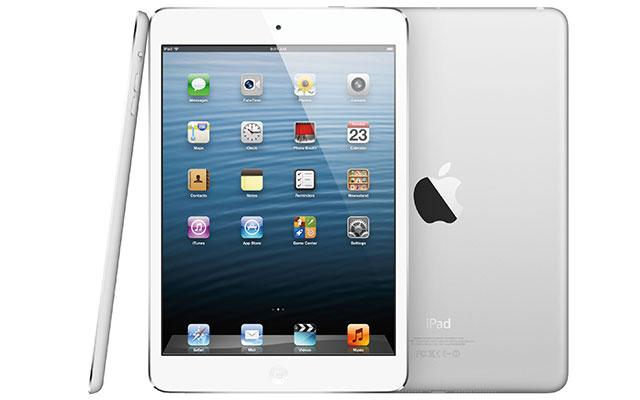 Apple Sells Out of All iPad Mini Models