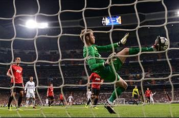 De Gea dismisses Manchester United exit talk