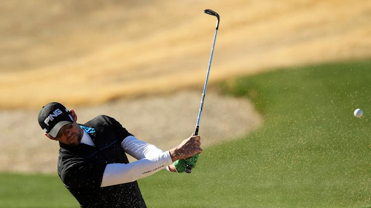 PGA: Waste Management Phoenix Open-Pro Am Round
