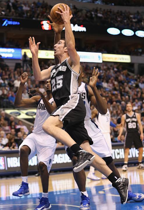 San Antonio Spurs v Dallas Mavericks