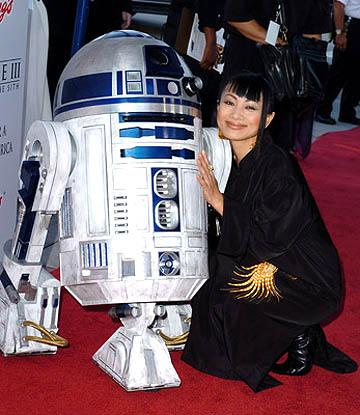 Bai Ling at the LA premiere of 20th Century Fox's Star Wars: Episode III