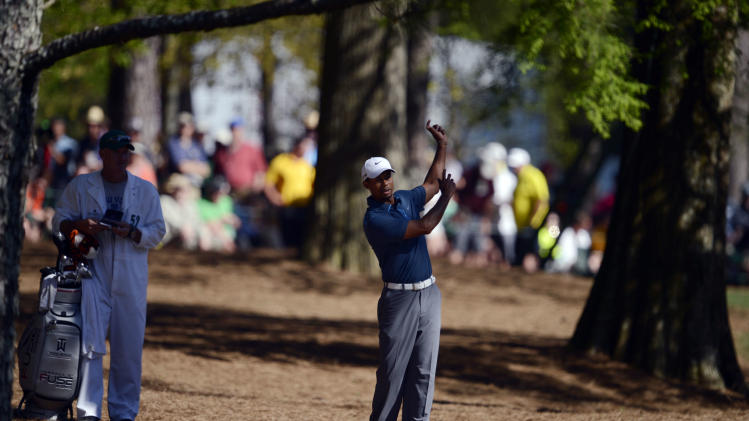 Golf: The Masters-Third Round
