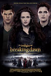 Poster of The Twilight Saga: Breaking Dawn - Part 2
