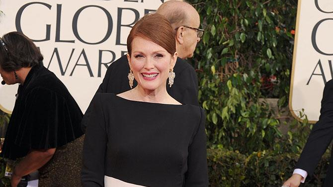 70th Annual Golden Globe Awards - Arrivals: Julianne Moore