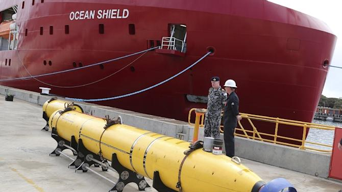 A Submarine Is Joining the Search for Flight 370