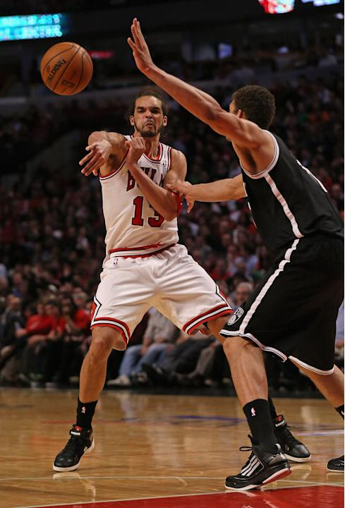 Brooklyn Nets v Chicago Bulls - Game Three