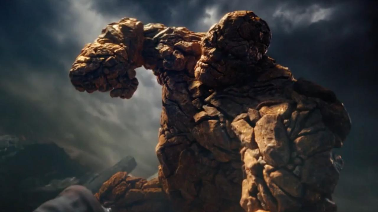 New Fantastic Four Trailer Hits the Net