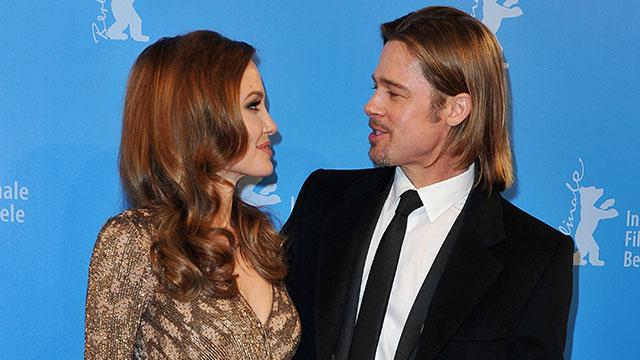 Newly Engaged Brangelina Jet Sets to Galapagos