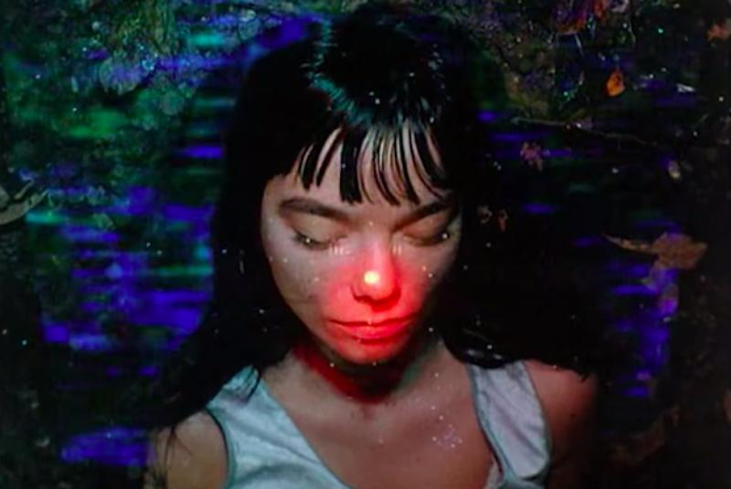 Bjork's next music video will be available for Oculus Rift