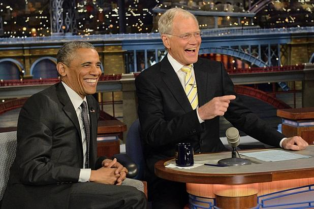 'Letterman' Hits 3-Year Local Ratings High With Obama Appearance