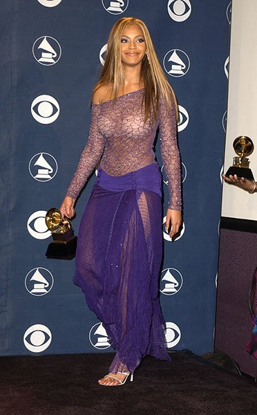 Guys, Beyonce isn't p…