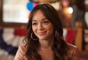 Ashley Madekwe | Photo Credits: Colleen Hayes/ABC