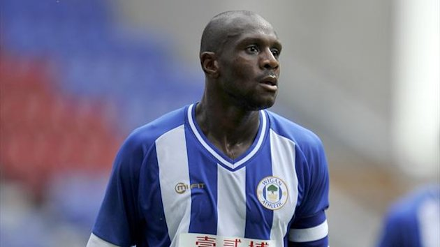 Emmerson Boyce struck a late winner for Wigan (PA Sport)