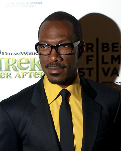 Eddie Murphy at the Tribeca Film Festival