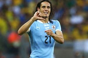 Cavani: Napoli situation is 'delicate'