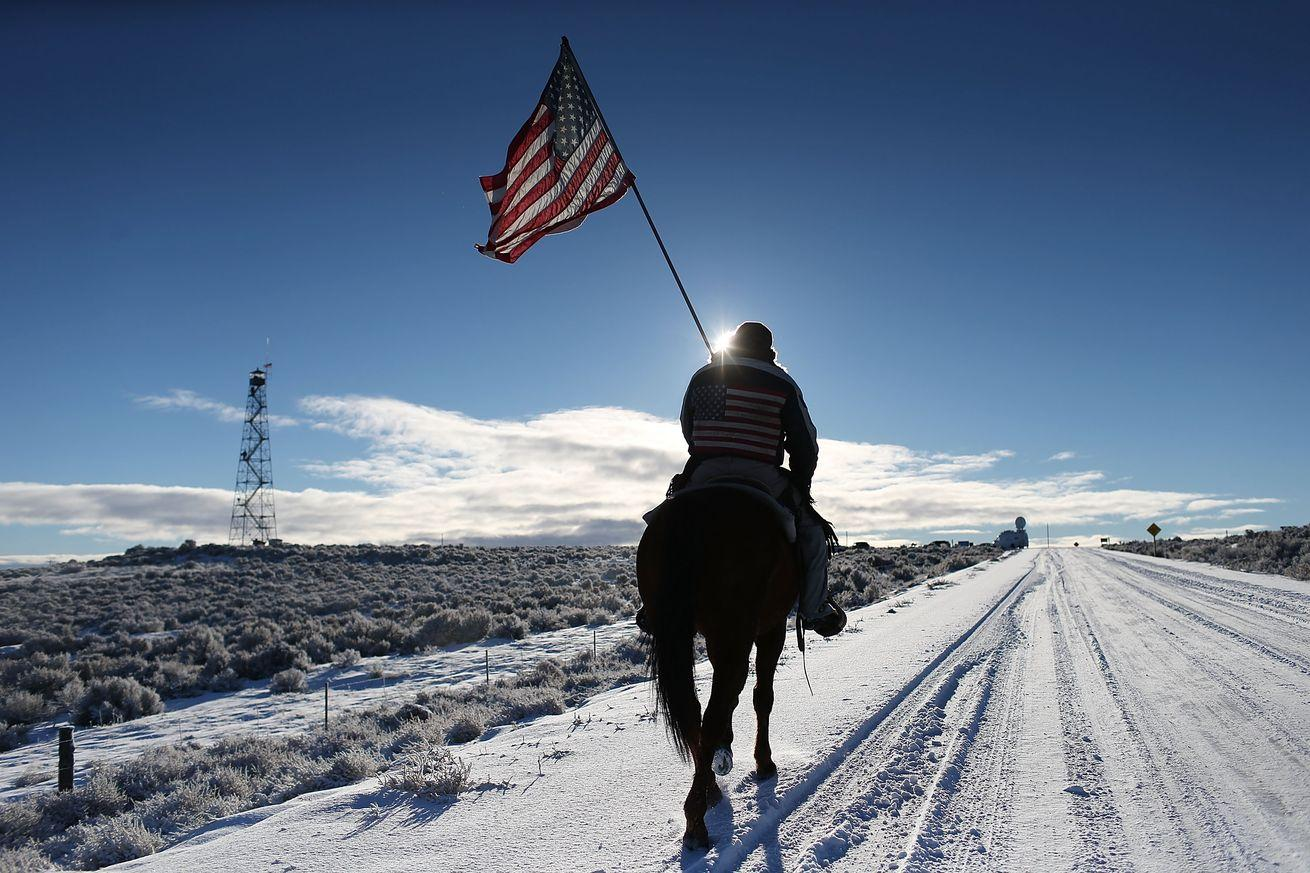"""A cookie and one more cigarette"": the strange, sad end of the Oregon standoff"