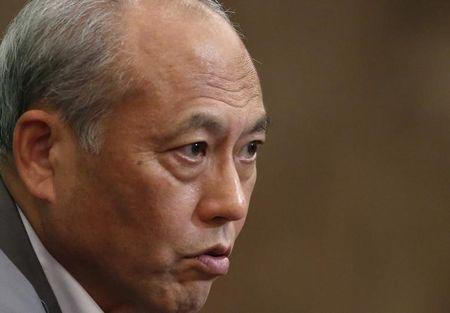 Tokyo Governor Masuzoe attends a news conference at the Japan National Press Club in Tokyo
