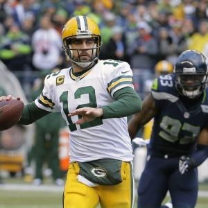 Packers QB Aaron Rodgers Wins 2nd NFL MVP Award