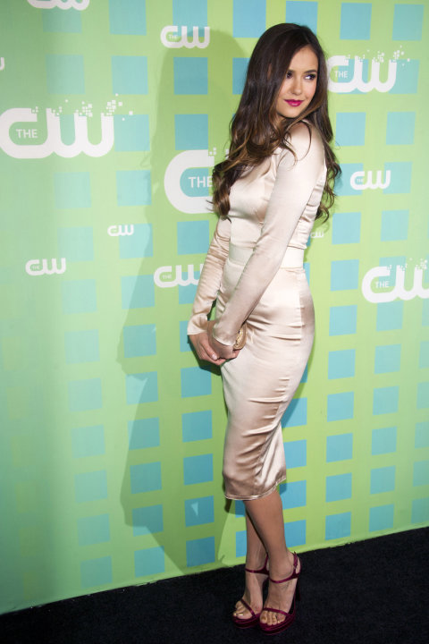 Nina Dobrev attends The CW&nbsp;&hellip;