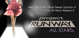 Mary Kay Rocks the Runway as the Official Beauty Sponsor of the Third Season of Project Runway All Stars